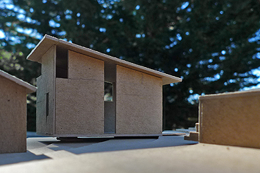 DADU Model North Elevation