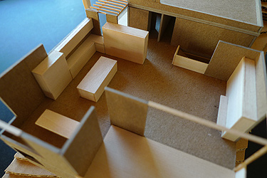 Architectural Model Plan