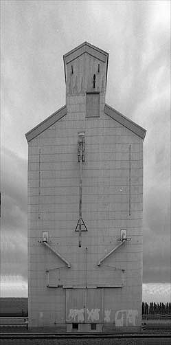 Grain Elevator Elevation